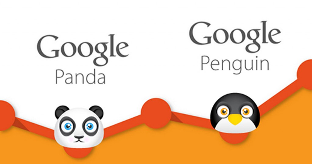 Panda & Penguin penalty